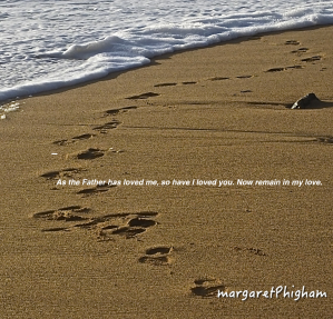 charmouth footsteps