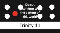 Reflection on Romans12.1-8